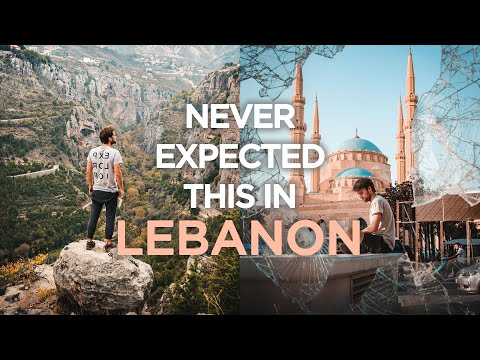 Top 11 Coolest Places to Visit in Lebanon | Lebanon Travel Guide
