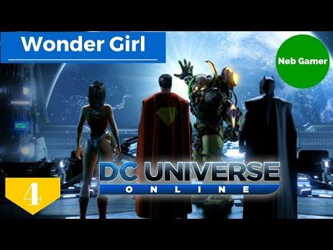 Circe and Giganta Kidnap Wonder Girl | DC Universe Online