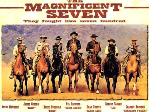 The Magnificent Seven Theme (composed by Elmer Bernstein)