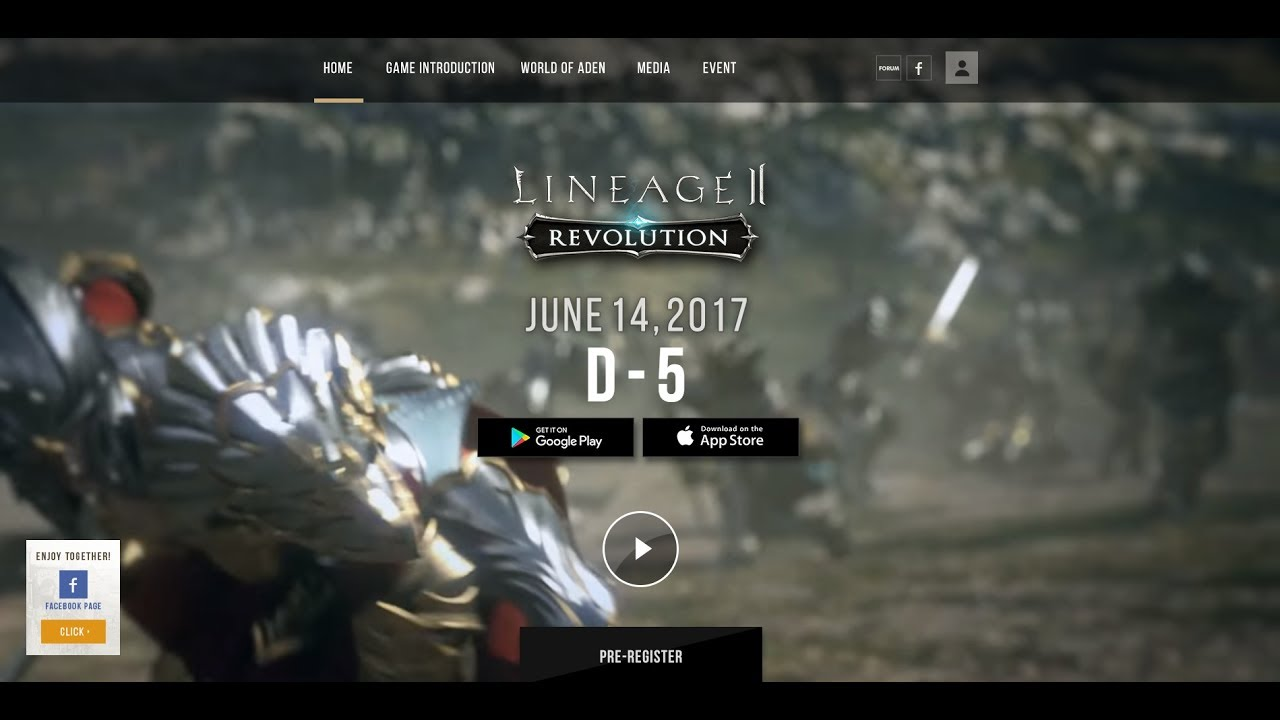Lineage 2 Revolution Pre-Register Reviews & Recruiting Active Player for  Guild