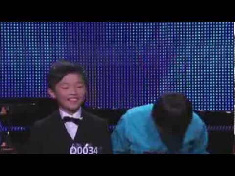 Australia's Got Talent 2013  Auditions  Oscar & Joshua Play Beyond Their Years