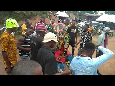 Download Ojukwu Obodo Agbadala Achi Festival masquerade 5🙄