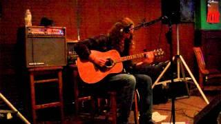"Jason Elmore - ""Come Into My Kitchen""  Solo Acoustic"