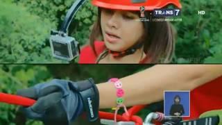 CURUG KOJA CANYONING RSAP_TRANS7 & TOURING CAMP TASIKMALAYA
