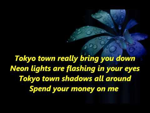 Sarah - Tokyo Town [Lyrics]