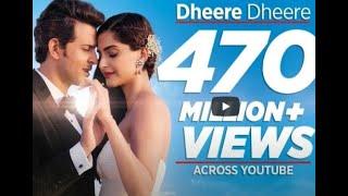 Dheere Dheere Se Meri Zindagi Mein Aana [Full Song] ... - YouTube/ Raj kumar jha