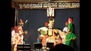 Yakshagana - Chandrahasa - Jalavalli - Halladi
