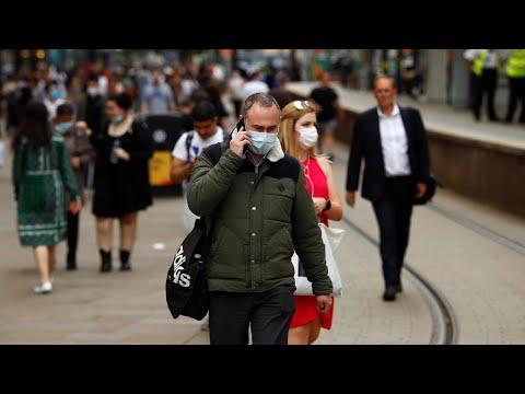 إصابات فيروس كورونا حول العالم تتجاوز الـ20 مليون حالة ربعها في الولايات المتحدة  - 22:58-2020 / 8 / 10