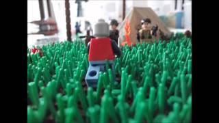 Lego Zombie Infestation MOC