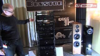 HFHES2014 аппаратура Morel и Bryston