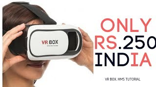 vr box how to use in hindi | vr box 2.0 review india