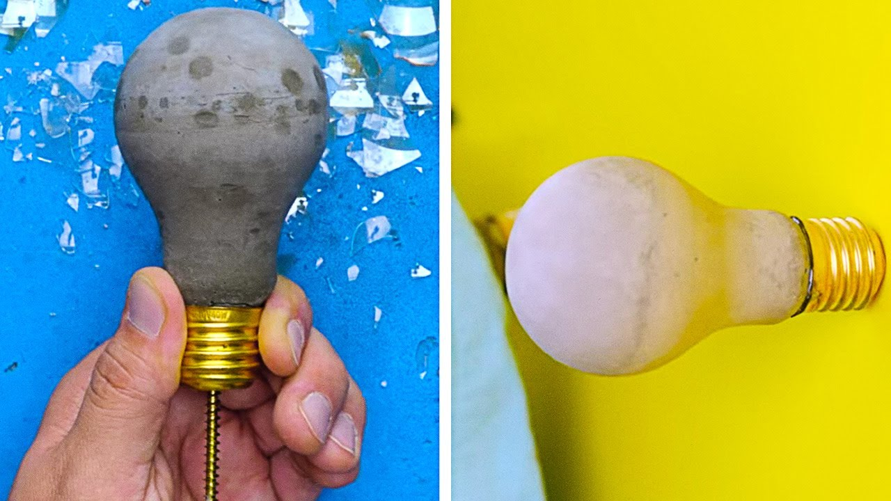 28 DIY CEMENT CRAFTS TO MAKE COOL THINGS