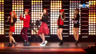[Vietsub][Perf] f(x) - Hot Summer @ SM Town Live in New York {T-Express Team}[360kpop]