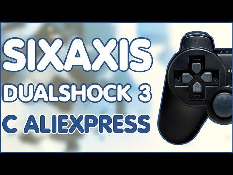 Геймпад для Sony Playstation 3 с AliExpress. Распаковка и обзор