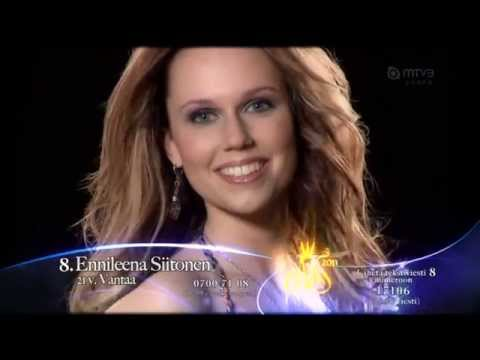 Miss Suomi 2011