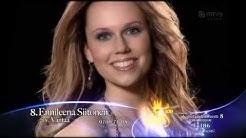 Miss Suomi 2011 - Uimapukukierros