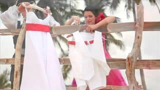 Пиратская лавстори и свадебная церемония в Доминикане 01.07.2013. www.dominicanca.ru