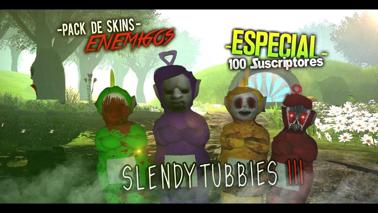 Eloyoo69 Skin Slendytubbies 3