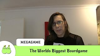 The Worlds Biggest Boardgame
