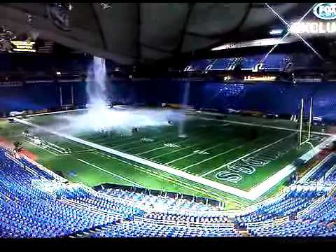 NFL Network: Metrodome Roof Collapses - vikings.com