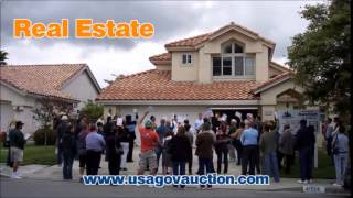 Harris County, Texas Government/Police and Foreclosure Auctions