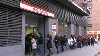 Spanish jobless total nears 5 million
