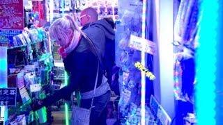 Japan: Shopping in Akihabara
