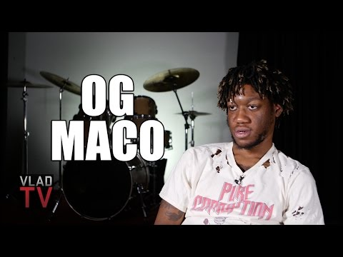 OG Maco on HIV Rumors, Being Suicidal, Relating to Kid Cudi Rehab Situation