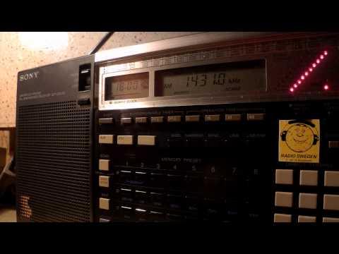 10 12 2014 Radio Broadcasting of Ukraine World Service in Ukrainian to Russia 1800 on 1431 Mykolayiv