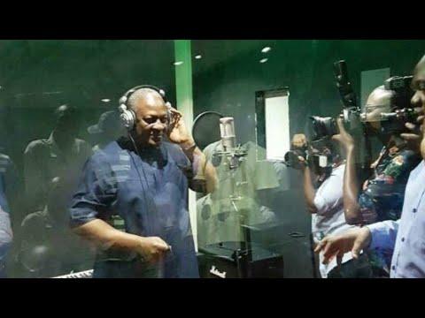 John Mahama Diss To Akuffo Addo & EC