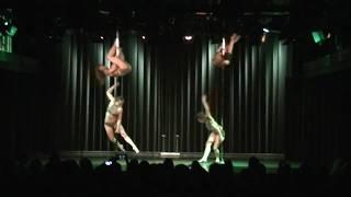 Video Beyond Gravity 2017 - Mystique Pole Dance download MP3, 3GP, MP4, WEBM, AVI, FLV Agustus 2017