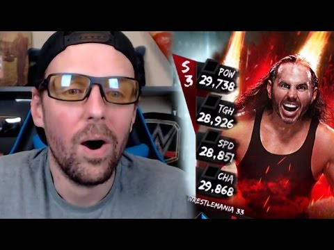 You Won't Believe What Happens When I Get Matt Hardy RD Event Card!!! - WWE SuperCard Season 3