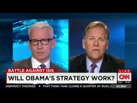Rogers on President's ISIS policy post San Bernardino