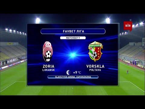 Zorya Vorskla Goals And Highlights