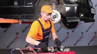 Wie BMW Z1 Bremszange tauschen - Video-Anweisung