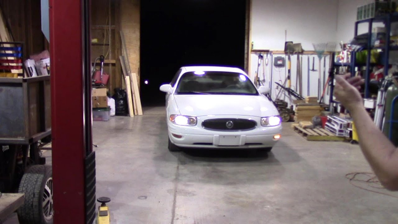 Code P1811 fix on a 200 Buick LeSabre - YouTube