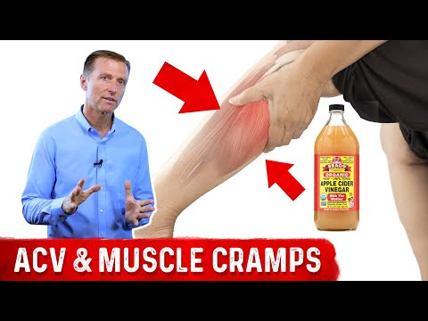 Use Apple Cider Vinegar for Muscle Cramps