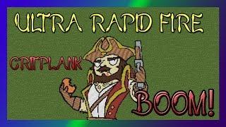 Gangplank Ultra Rapid Fire! Critplank 24/3 100% crit