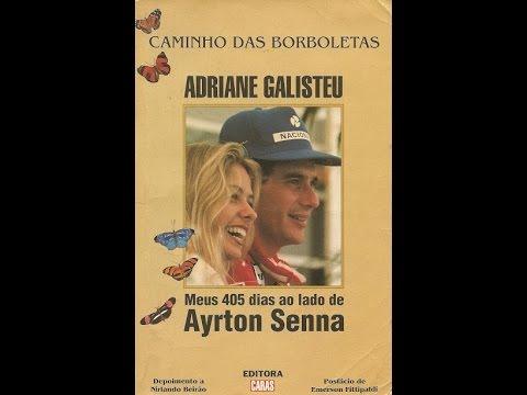 Caminho das Borboletas - Adriane Galisteu - Parte 1 - (Audiobook)