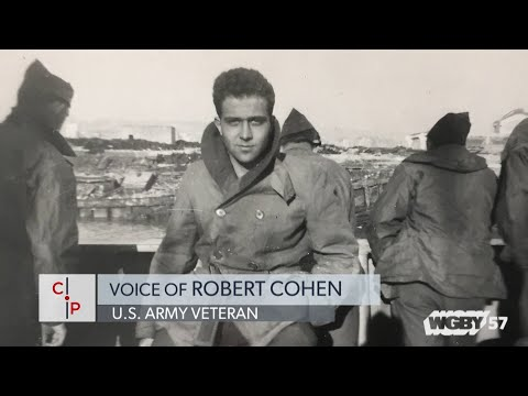 Jewish American WWII Vet Robert Cohen Served in the European Theater   Connecting Point