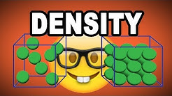 ⚛️ Learn English Words: DENSITY - Meaning, Vocabulary with Pictures and Examples