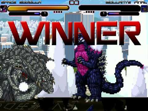 TheMattalocalypse Random Mugen Battle - 796 - Monster's Ball