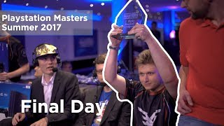 Sony Playstation Masters Summer 2017 Day 2 | Highlights | TaKeTV