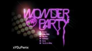 Wonder Girls - 02. Like This Mp3