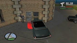 GTA - Minimal Skills 52 - San Andreas - Syndicate mission 7 - Ice Cold Killa