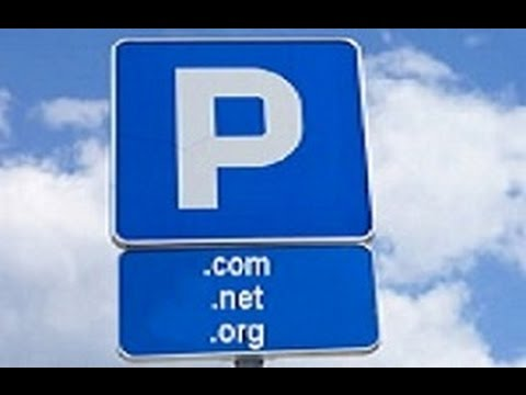 What Is Domain Parking