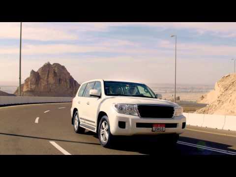 Abu Dhabi TV - Jebel Hafeet Bumper.