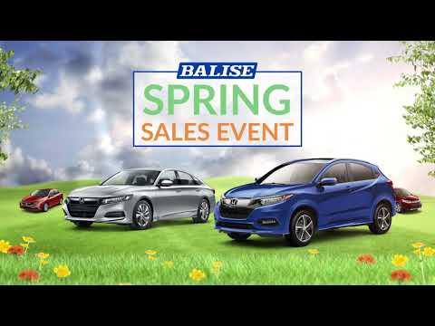 New 2019 Honda CR-V Lease - May 2019