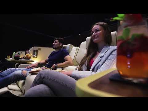 VIP Cinema Experience in Dubai via Reel Cinemas
