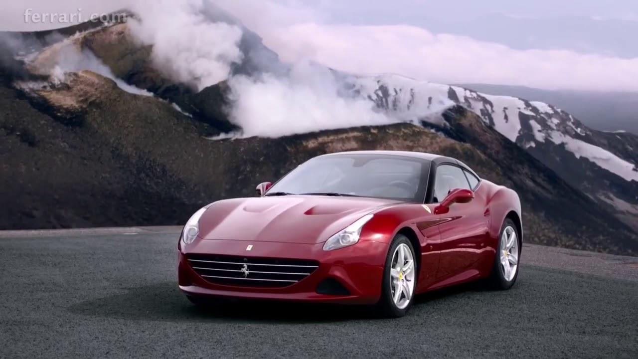 Ferrari California T vs F12 Berlinetta - YouTube